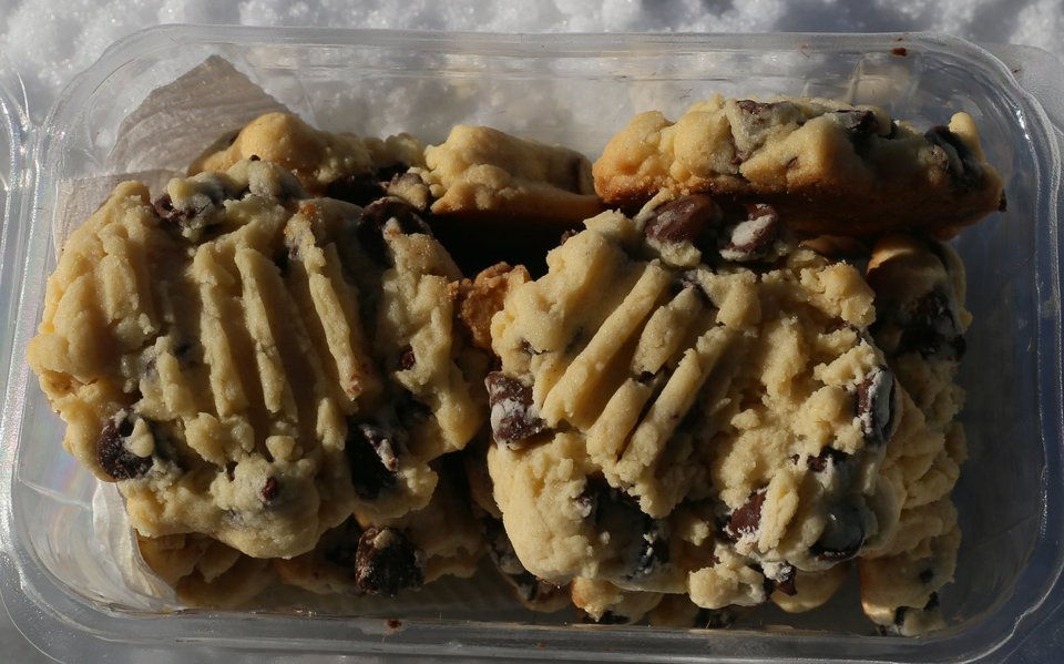 Kiwi Biscuits
