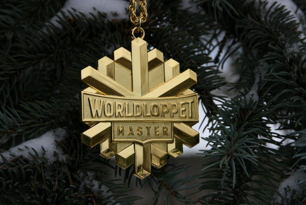 Worldloppet Master Medal Gold